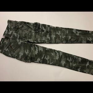 Justice | girls camo jeans